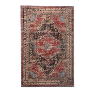 decoratie carpet bruin