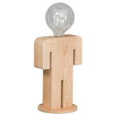 opzetlamp man