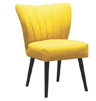 design stoel geel