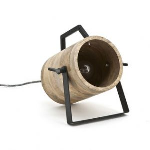 compacte vloerlamp